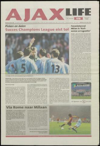 Ajax Life (vanaf 1994) 2003-03-29