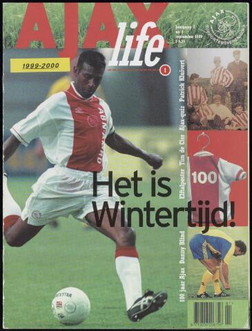 Ajax Life (vanaf 1994) 1999-09-01