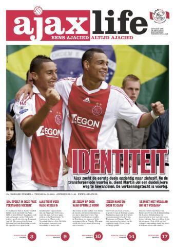 Ajax Life (vanaf 1994) 2009-09-04