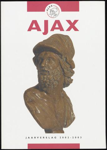 Jaarverslagen Ajax NV (vanaf 1997) 2002-01-01