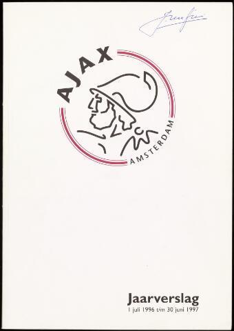 Jaarverslagen Vereniging (vanaf 1964) 1997-06-30