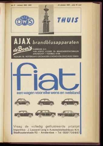 Programmaboekjes (vanaf 1934) 1965-10-24