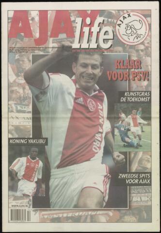 Ajax Life (vanaf 1994) 2001-03-30