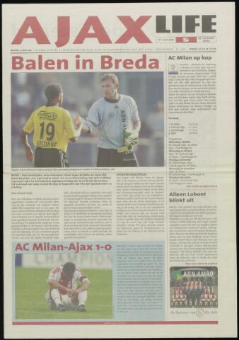 Ajax Life (vanaf 1994) 2003-09-27