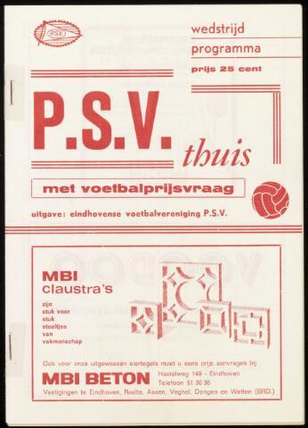 Programmaboekjes (vanaf 1934) 1974-12-15