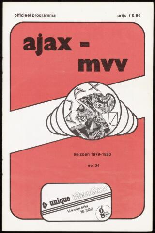 Programmaboekjes (vanaf 1934) 1980-04-20