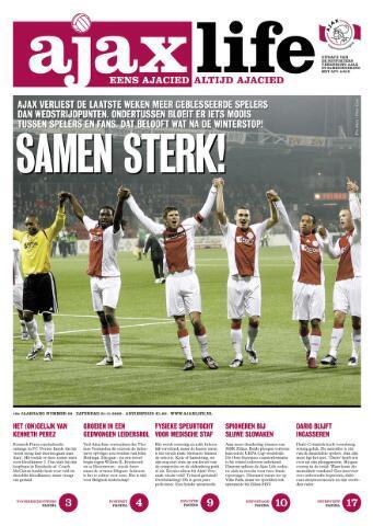 Ajax Life (vanaf 1994) 2008-11-01