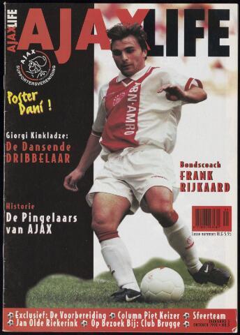 Ajax Life (vanaf 1994) 1998-10-01