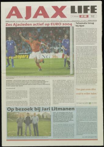 Ajax Life (vanaf 1994) 2004-05-29
