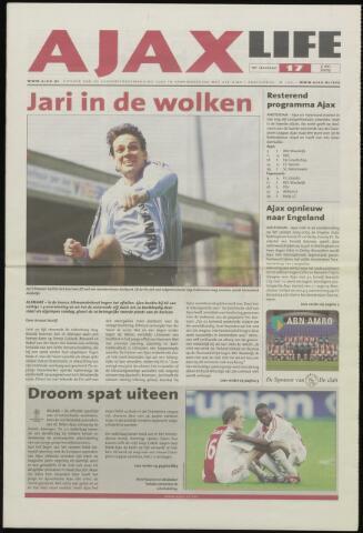 Ajax Life (vanaf 1994) 2003-05-03
