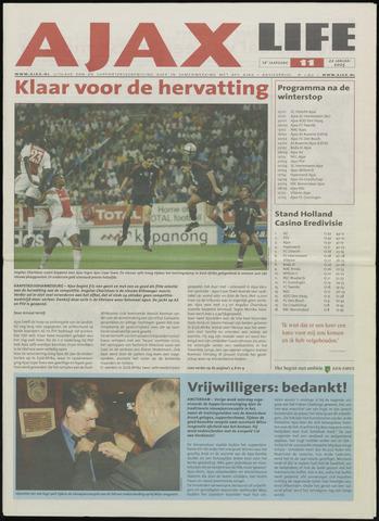 Ajax Life (vanaf 1994) 2005-01-22