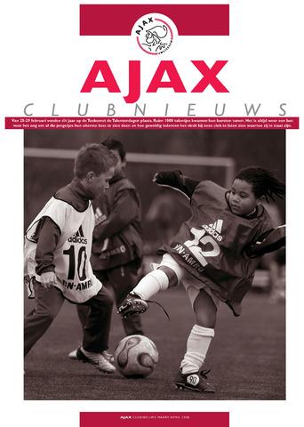 Clubnieuws Ajax (vanaf 1916) 2008-03-01