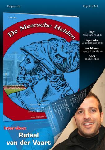 Fanzine De Meersche Helden (vanaf 2008) 2012