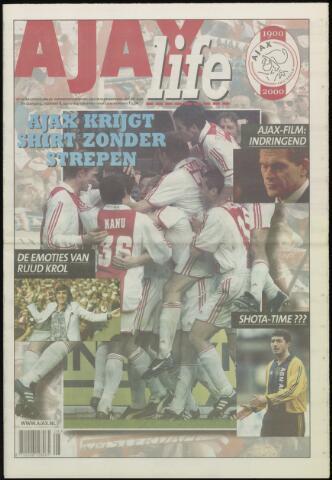 Ajax Life (vanaf 1994) 2000-12-07