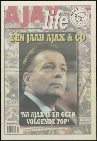 Ajax Life (vanaf 1994) 2001-06-08