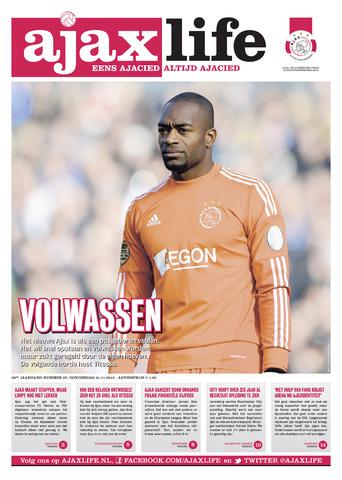 Ajax Life (vanaf 1994) 2012-11-01