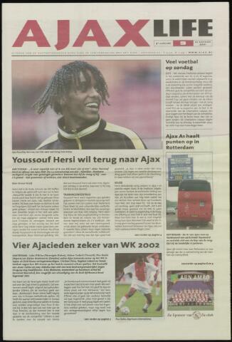 Ajax Life (vanaf 1994) 2001-11-22