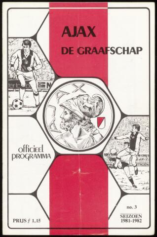 Programmaboekjes (vanaf 1934) 1981-08-29