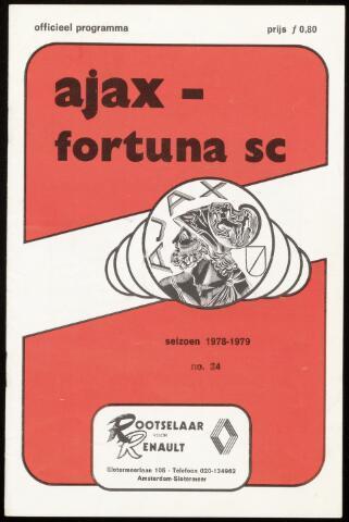 Programmaboekjes (vanaf 1934) 1979-04-04
