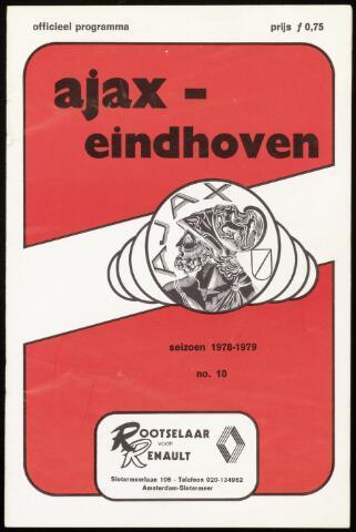 Programmaboekjes (vanaf 1934) 1978-10-14