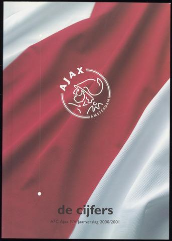 Jaarverslagen Ajax NV (vanaf 1997) 2000