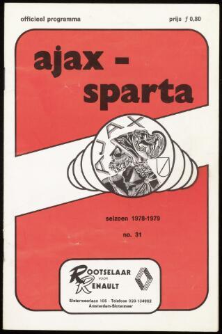 Programmaboekjes (vanaf 1934) 1979-05-12