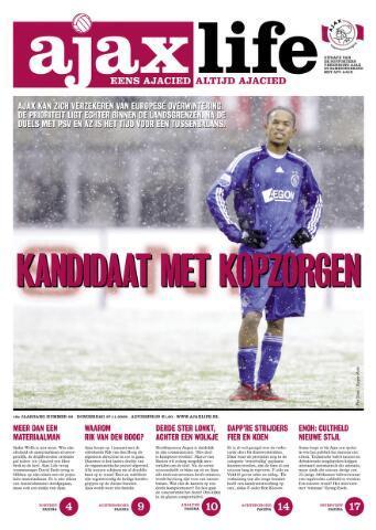 Ajax Life (vanaf 1994) 2008-11-27