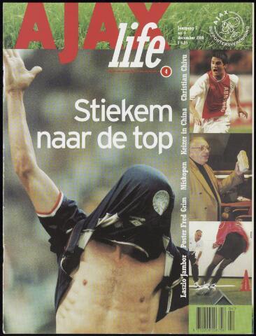 Ajax Life (vanaf 1994) 1999-12-01