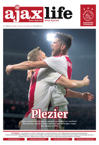 Ajax Life (vanaf 1994) 2018-09-14