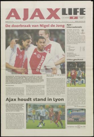 Ajax Life (vanaf 1994) 2002-11-07