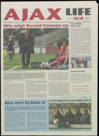Ajax Life (vanaf 1994) 2005-03-05