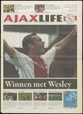 Ajax Life (vanaf 1994) 2006-09-08