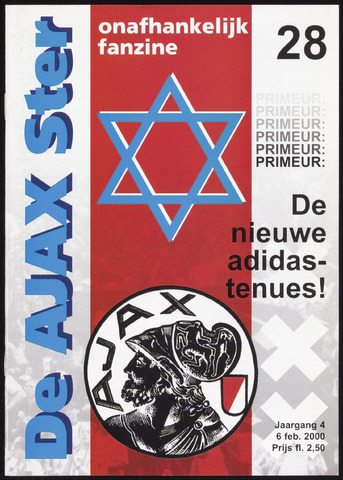 Fanzine De Ajax Ster (1996-2001) 2000-02-06