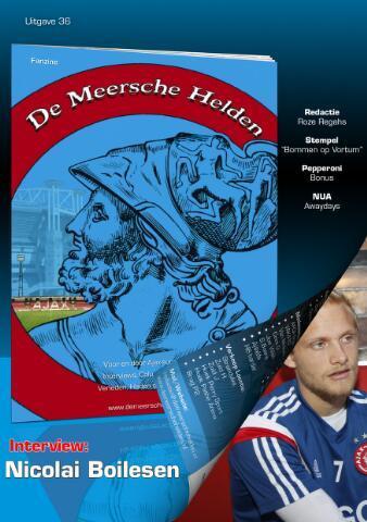 Fanzine De Meersche Helden (vanaf 2008) 2014-11-01