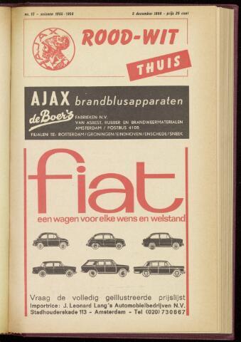 Programmaboekjes (vanaf 1934) 1965-12-05