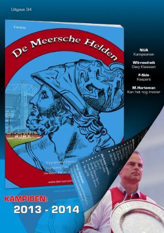 Fanzine De Meersche Helden (vanaf 2008) 2014-05-03