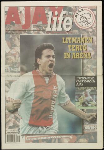 Ajax Life (vanaf 1994) 2001-04-27