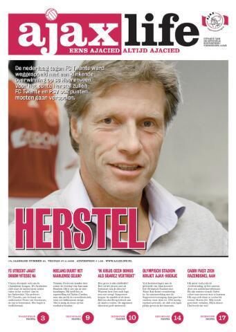 Ajax Life (vanaf 1994) 2009-11-27