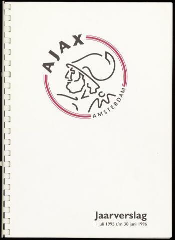 Jaarverslagen Vereniging (vanaf 1964) 1996-06-30