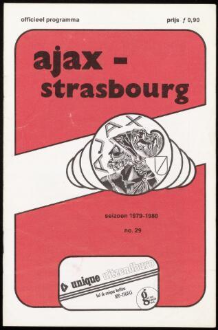 Programmaboekjes (vanaf 1934) 1980-03-19