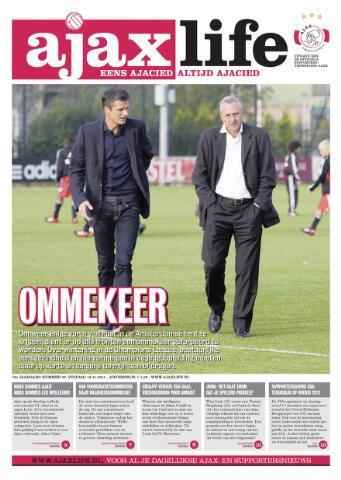 Ajax Life (vanaf 1994) 2011-11-18