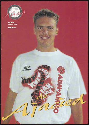 Clubblad De Ajacied (1997-2009) 1998-09-01