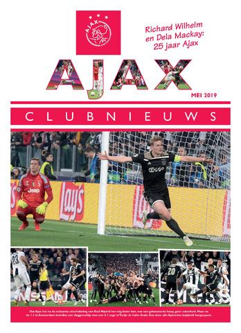Clubnieuws Ajax (vanaf 1916) 2019-05-01