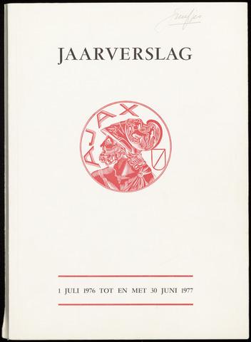 Jaarverslagen Vereniging (vanaf 1964) 1977-06-30