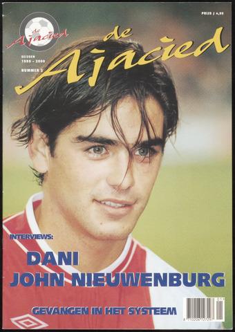 Clubblad De Ajacied (1997-2009) 1999-10-01