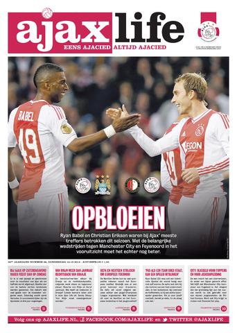 Ajax Life (vanaf 1994) 2012-10-18