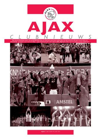 Clubnieuws Ajax (vanaf 1916) 2010-05-01