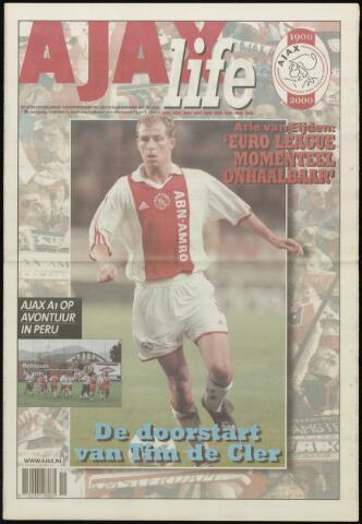 Ajax Life (vanaf 1994) 2001-02-15