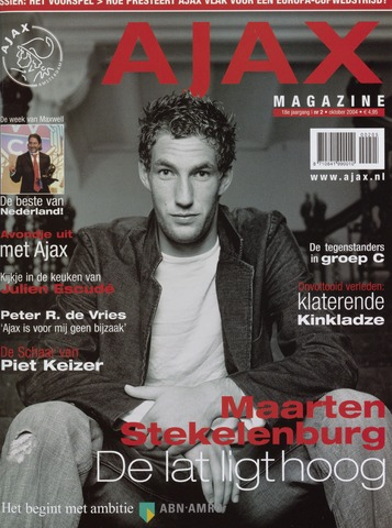 Magazine (1987-2007) 2004-10-01