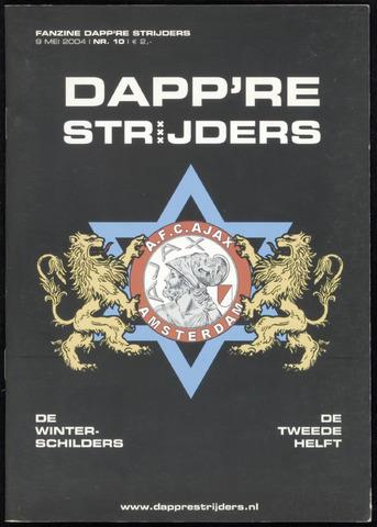 Fanzine Dapp're Strijders (2003-2005) 2004-05-09